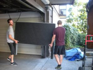 Furniture removalists Clovelly